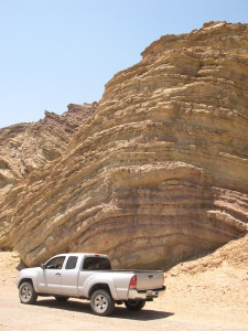 078 Rock Formations at Calico